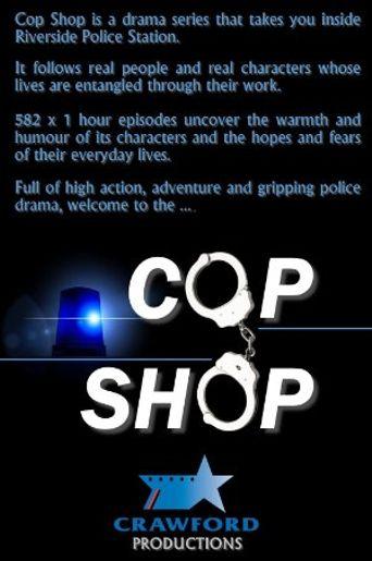 Cop Shop Poster