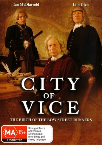 City of Vice Poster