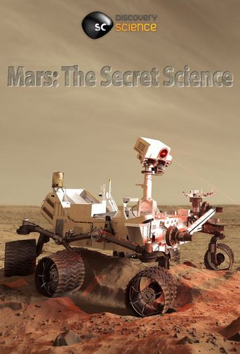 Mars: The Secret Science Poster
