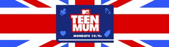 Teen Mum UK Poster