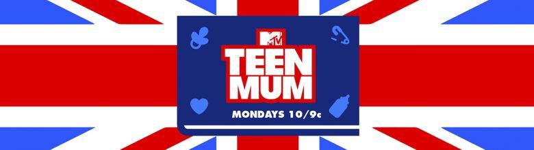 Teen Mum Poster