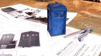 Season 01, Episode 03 TARDIS Tales