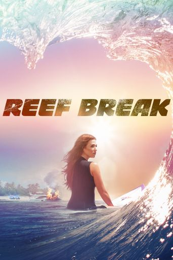 Reef Break Poster