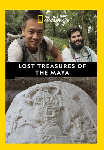 Lost Treasures of the Maya Poster