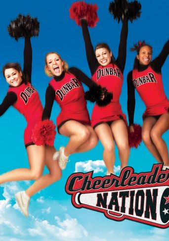 Cheerleader Nation Poster