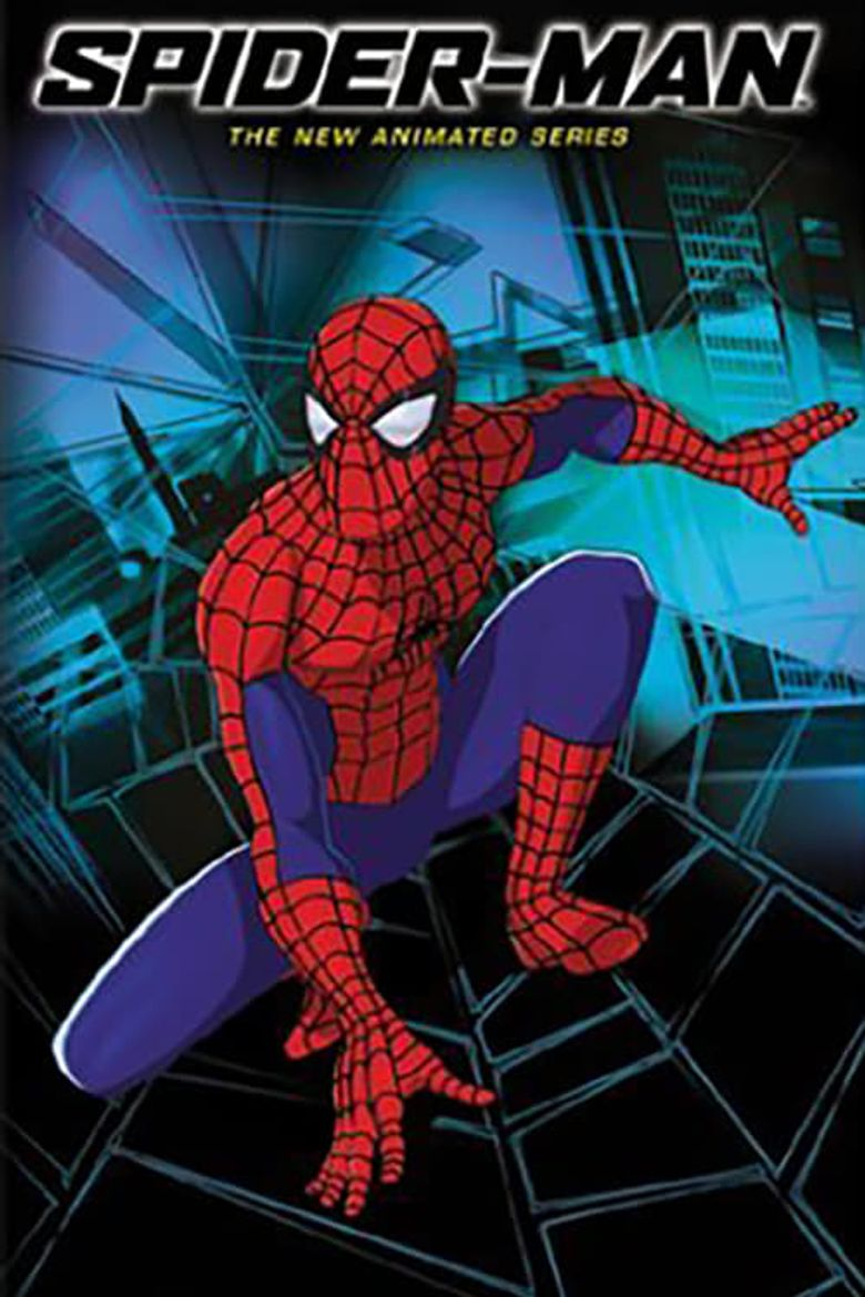 Spider-Man: The New Animated Series Poster