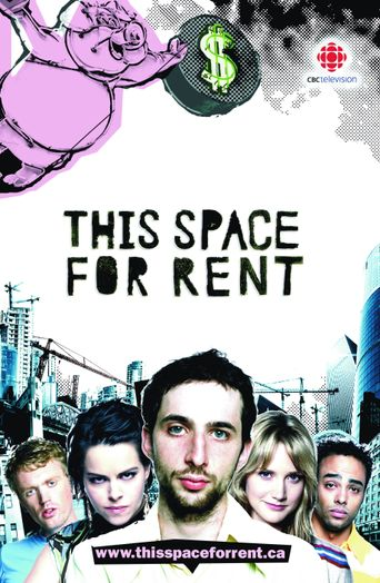 This Space for Rent Poster