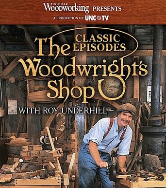 The Woodwright's Shop Poster