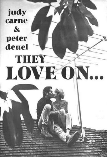 Love on a Rooftop Poster