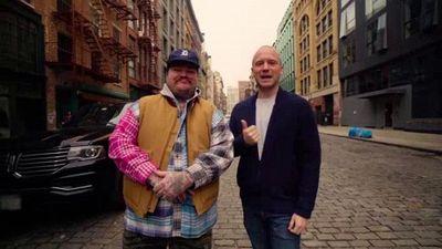 Season 01, Episode 02 Matty Matheson and Sean Evans Have a Poutine Showdown