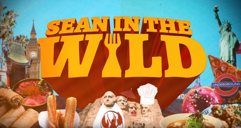 Sean in the Wild Poster