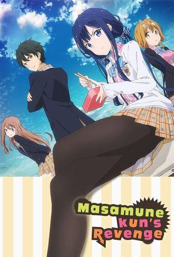 Masamune-kun's Revenge Poster