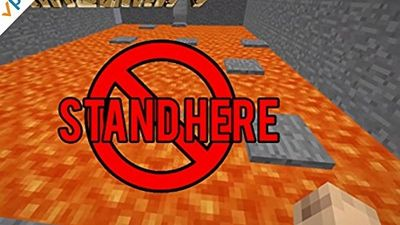 Season 03, Episode 06 Don't Stand Here in Minecraft!