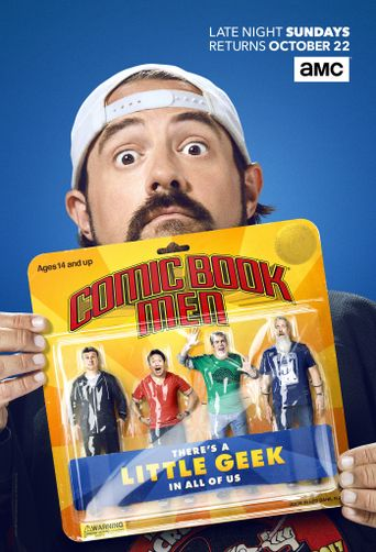 Watch Comic Book Men