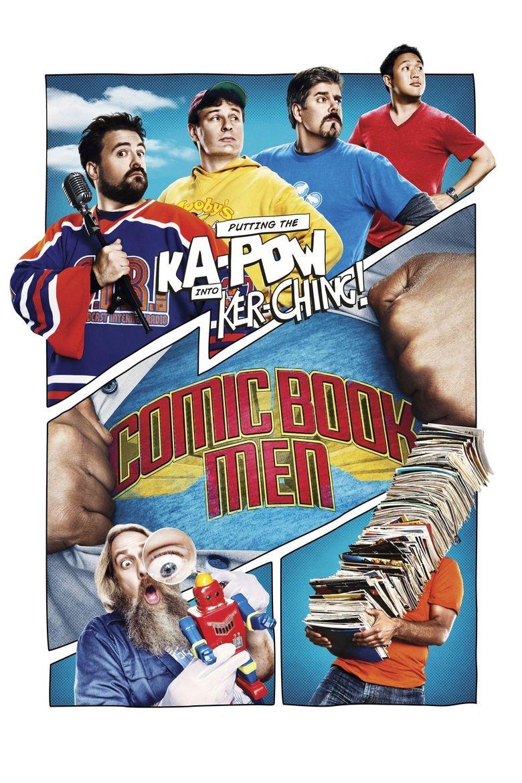 Comic Book Men Poster