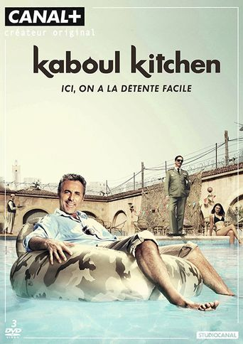 Kaboul Kitchen Poster