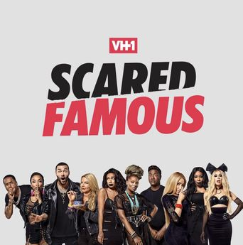 Scared Famous Poster
