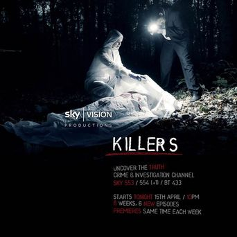 killers: behind the myth Poster
