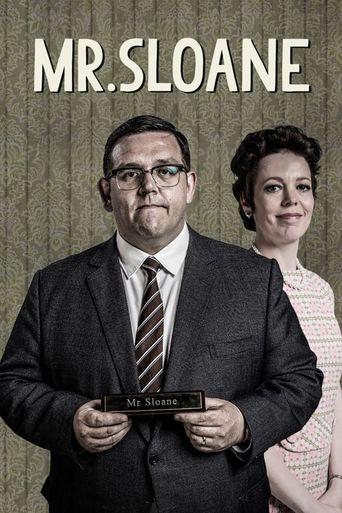 Mr. Sloane Poster