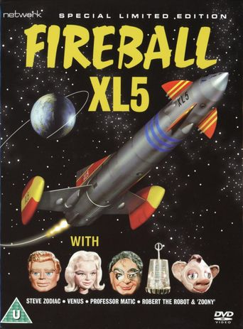 Fireball XL5 Poster