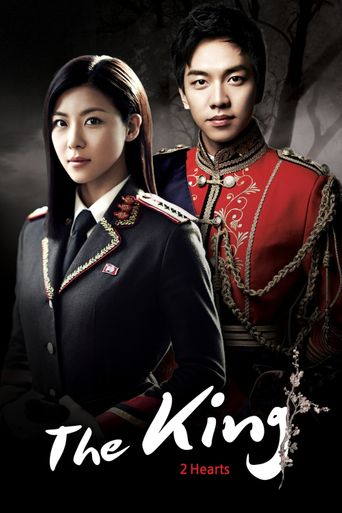 The King 2 Hearts Poster