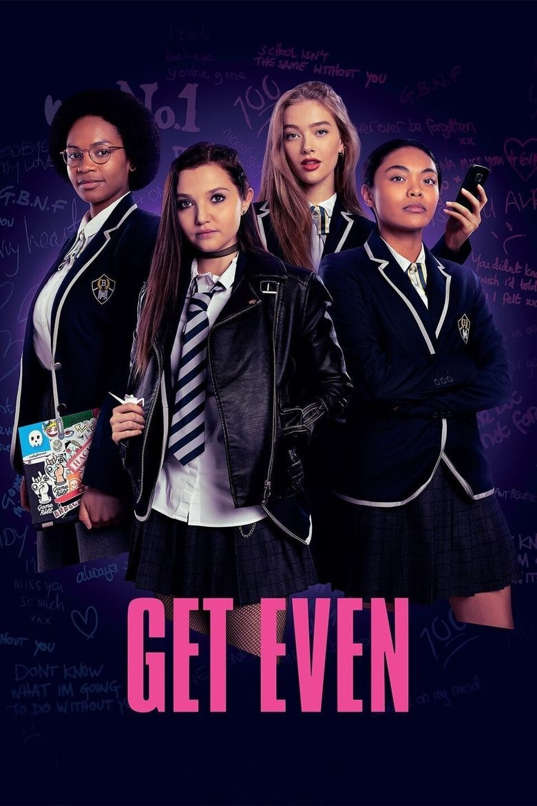 Get Even Poster