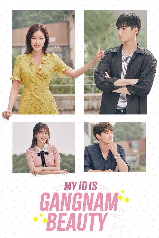 My ID is Gangnam Beauty Poster