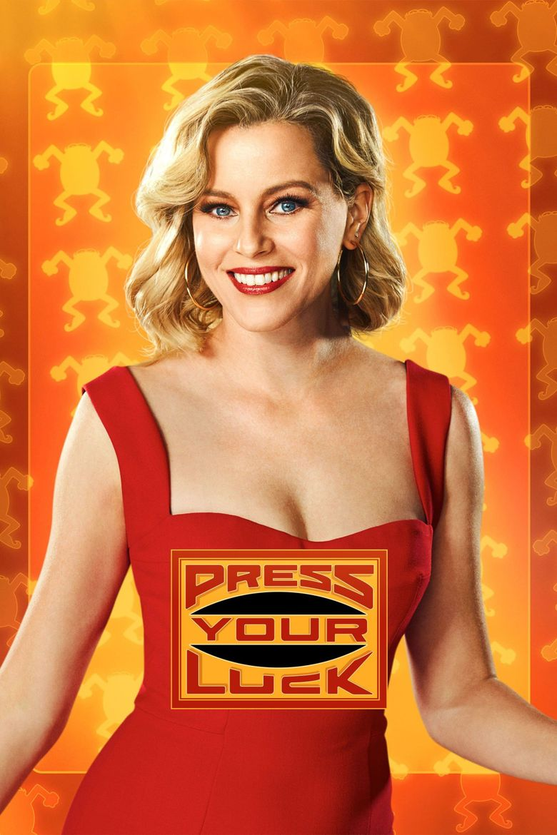 Press Your Luck Poster