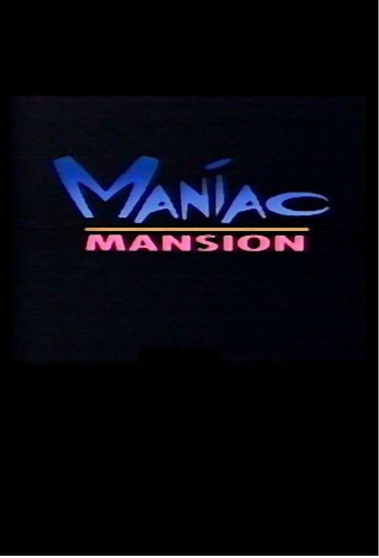 Maniac Mansion Poster