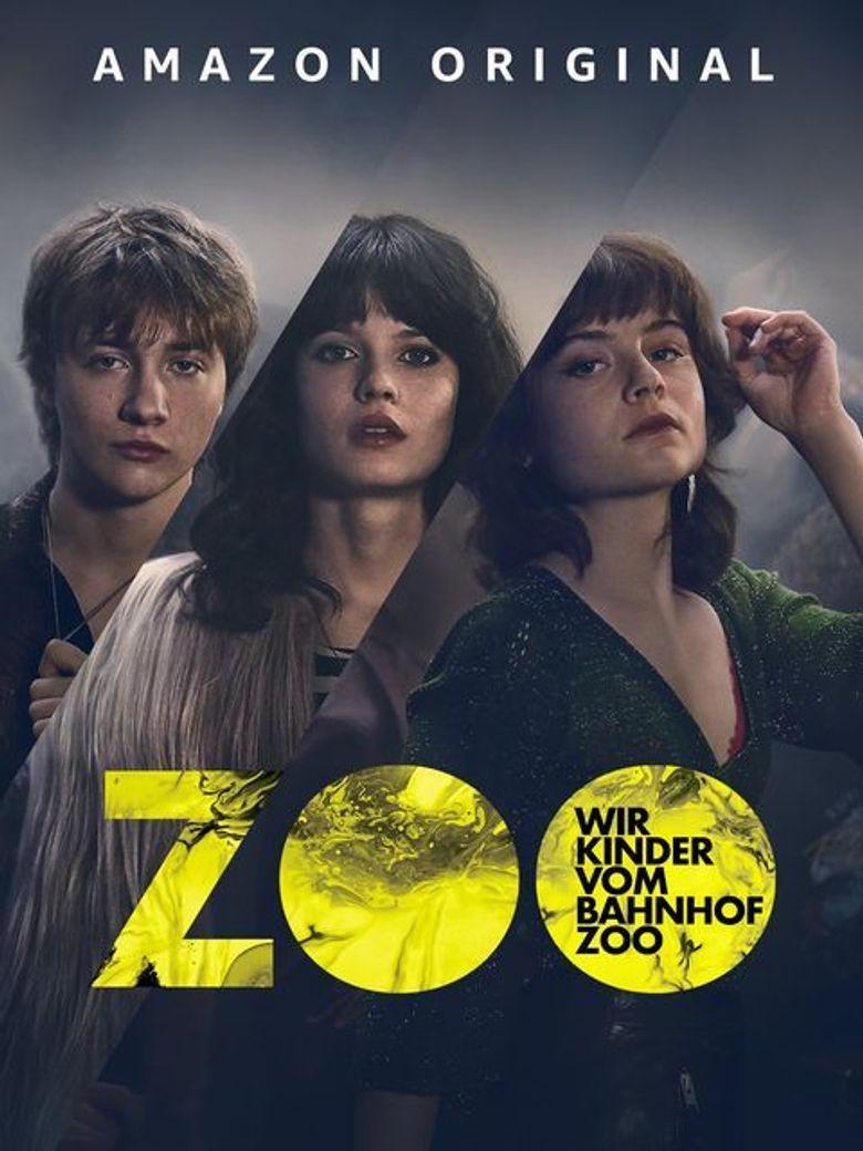 We Children from Bahnhof Zoo Poster