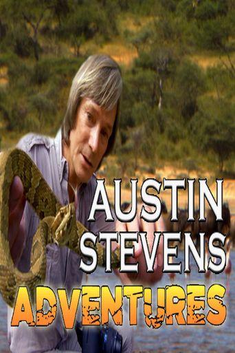 Austin Stevens - Adventures Poster