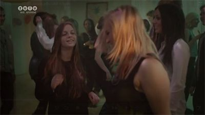 Season 01, Episode 03 At the dorm party