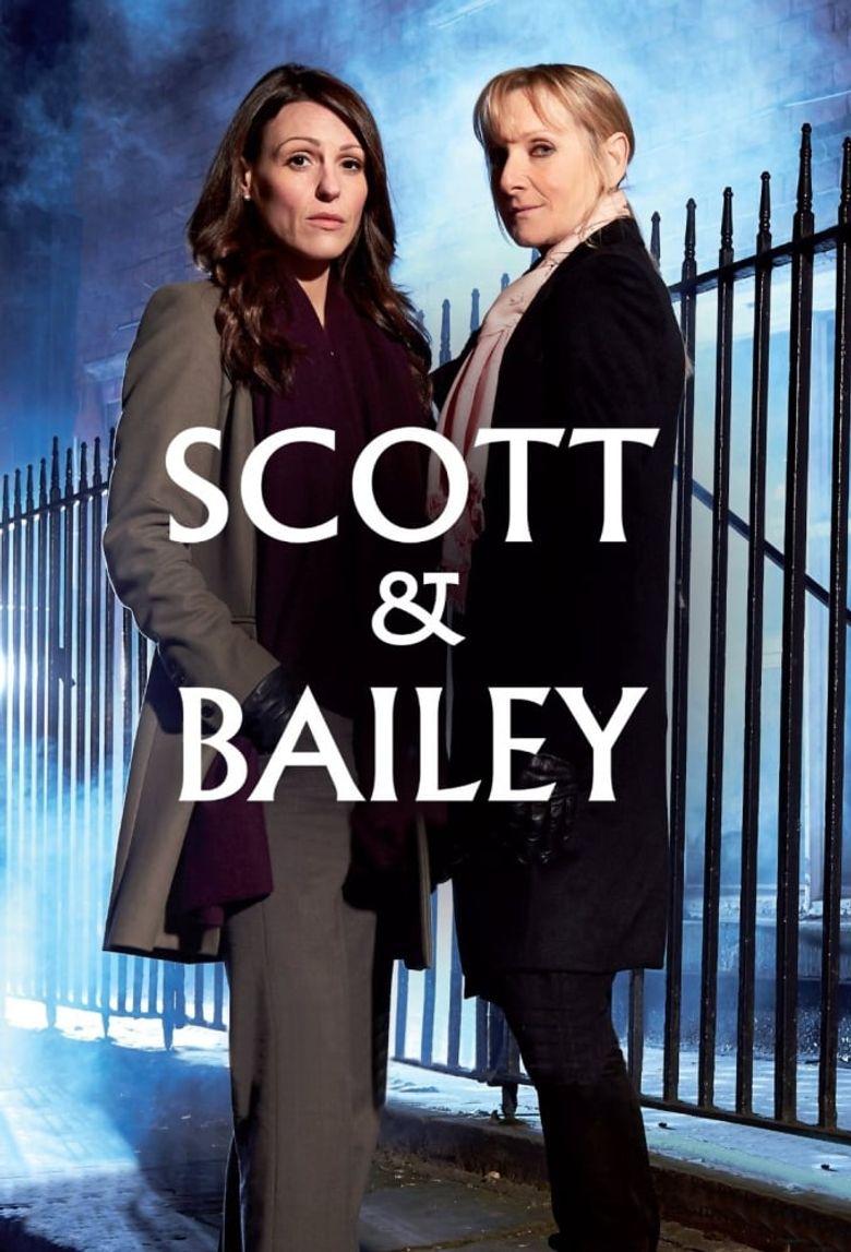 Scott & Bailey Poster