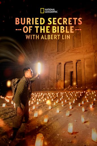 Buried Secrets of the Bible with Albert Lin Poster