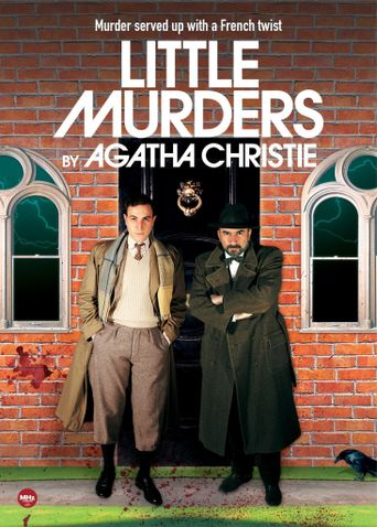 The Little Murders of Agatha Christie Poster