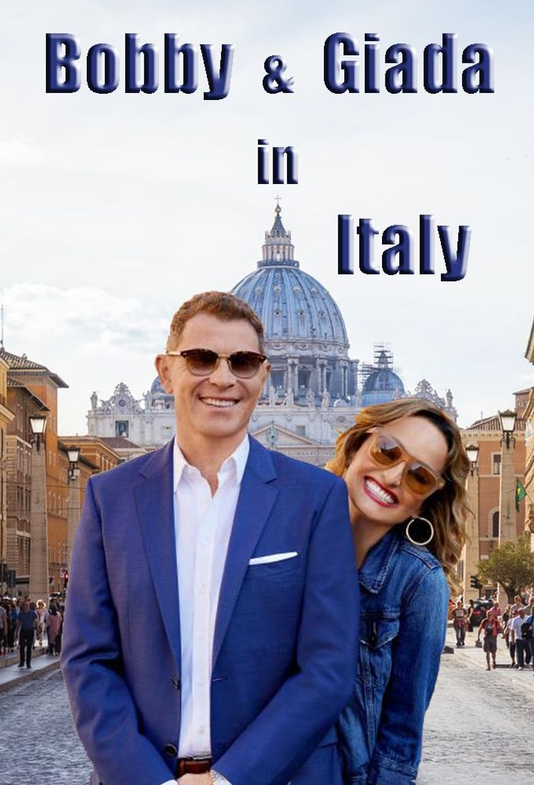 Bobby and Giada In Italy Poster
