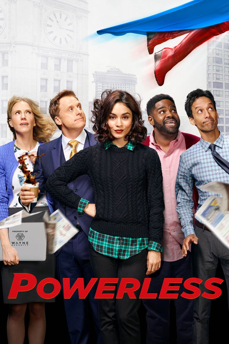 Powerless Poster