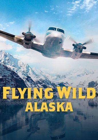 Flying Wild Alaska Poster