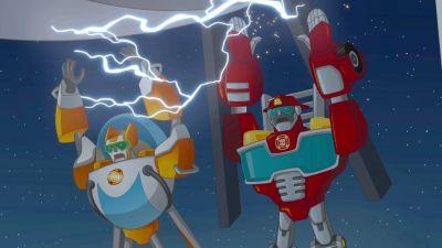Season 01, Episode 05 The Alien Invasion of Griffin Rock