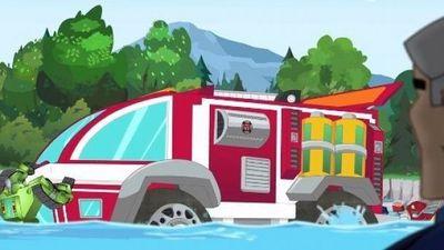 Season 02, Episode 01 Road Trip
