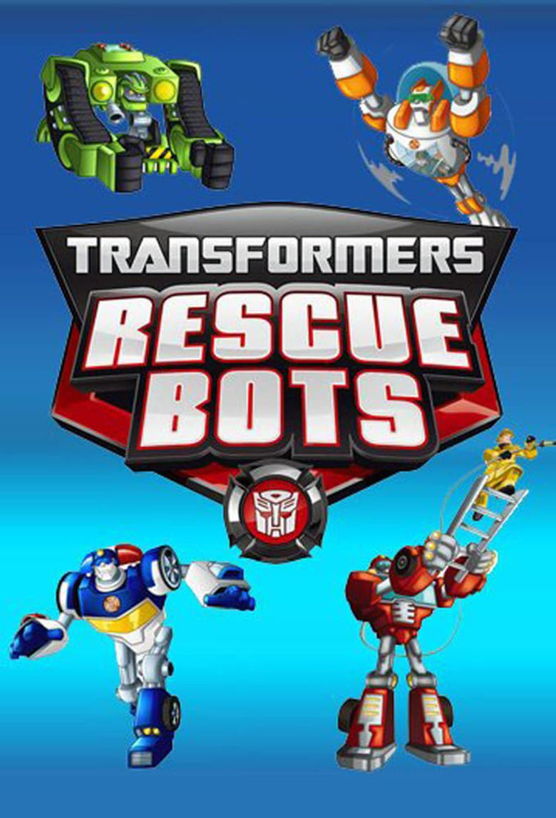 Transformers: Rescue Bots - Watch Episodes on Netflix or