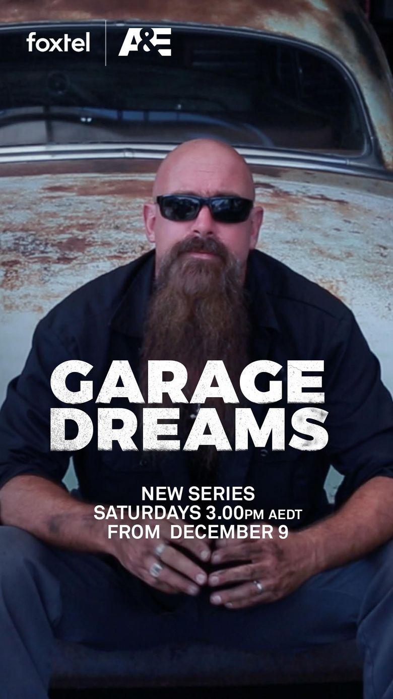 Garage Dreams Poster