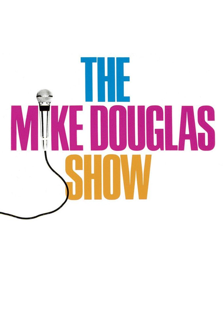 The Mike Douglas Show Poster