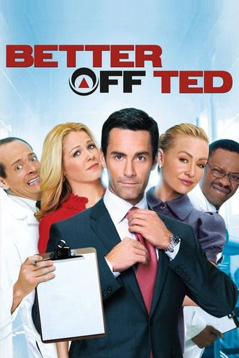 Better Off Ted Poster