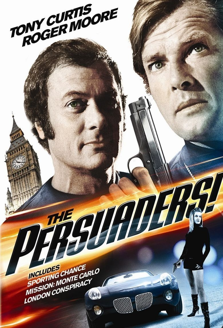The Persuaders! Poster
