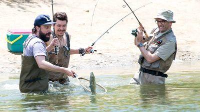 Season 01, Episode 03 Fishing Trip