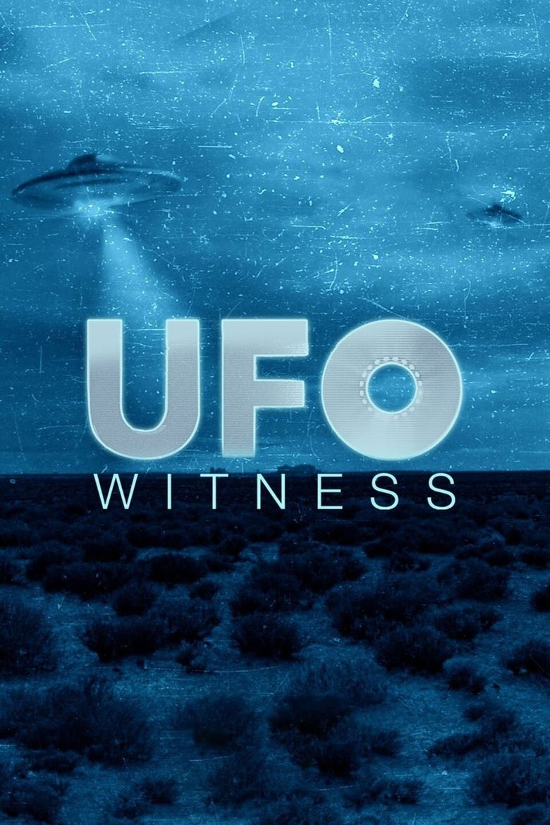 UFO Witness Poster