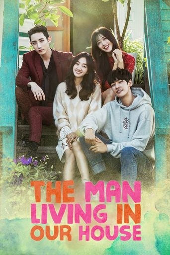 The Man Living In Our House Poster