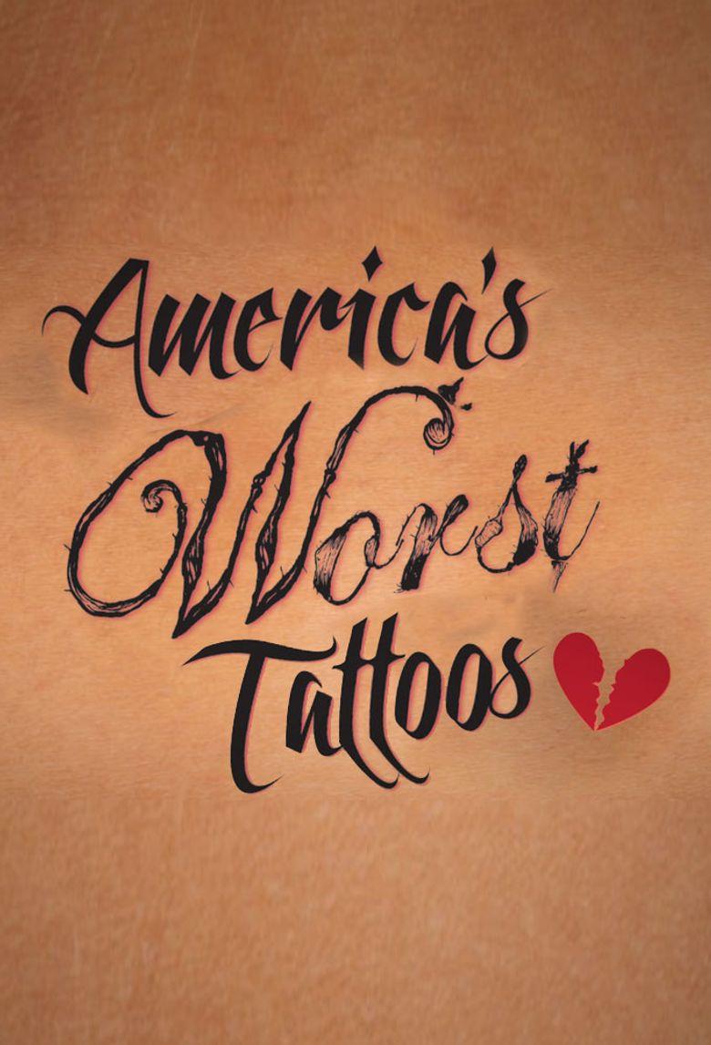 America's Worst Tattoos Poster