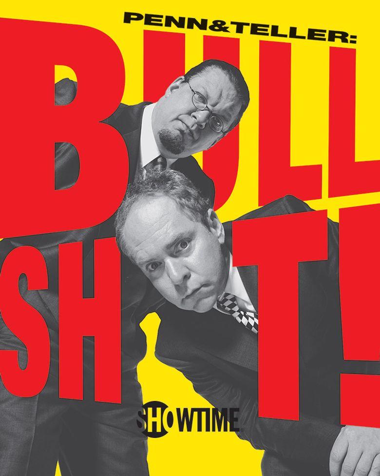 Penn & Teller: Bullshit! Poster